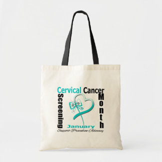 National Screening Month - Cervical Cancer Bags