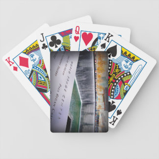 National September 11 Memorial & Museum Cards Playing Cards