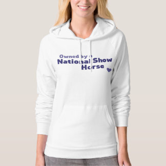 National Show Horse Hoodie