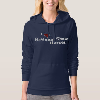 National Show Horses Pullover