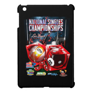 National Singles Championships - Dice Design iPad Mini Cover