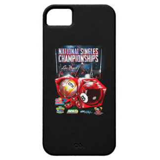 National Singles Championships - Dice Design iPhone SE/5/5s Case