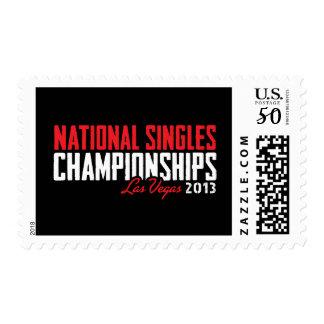 National Singles Championships Las Vegas 2013 2 Postage