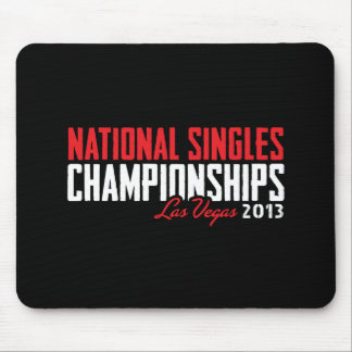 National Singles Championships Las Vegas 2013 Mouse Pad