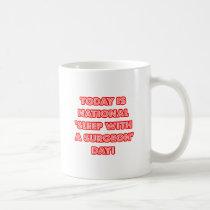 National 'Sleep With a Surgeon' Day Classic White Coffee Mug