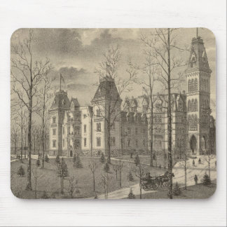 National Soldiers Home, Milwaukee County Mouse Pad