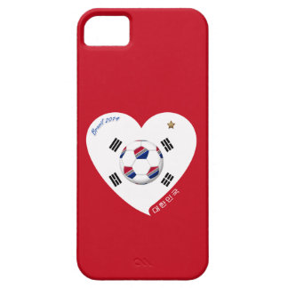 National South Korea SOCCER and of world 2014 iPhone SE/5/5s Case