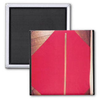 National standard for one metre 2 inch square magnet