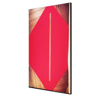National standard for one metre canvas print