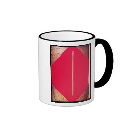 National standard for one metre coffee mug