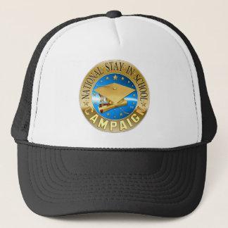 National Stay In School Gear Trucker Hat