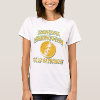 National Talking Team Gold Medalist T-Shirt