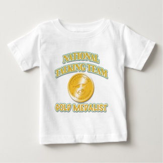National Talking Team Gold Medalist Shirts