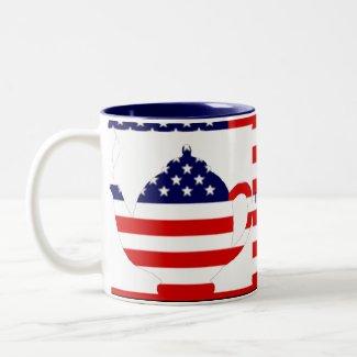 National Tea Party 2009 Mug mug