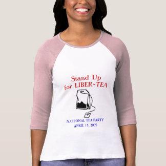 National Tea Party T-shirt