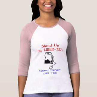 National Tea Party T-Shirt