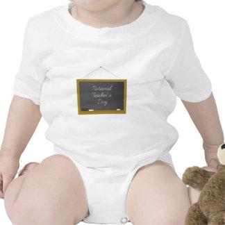 National Teacher s Day Baby Creeper