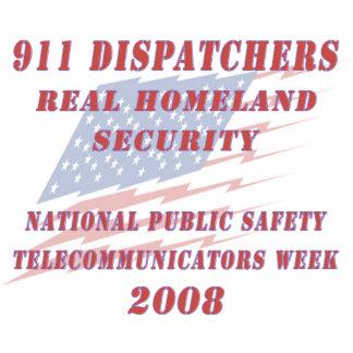 National Telecommunicators Week 2008 Cutout