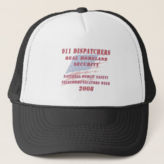 National Telecommunicators Week 2008 Trucker Hat