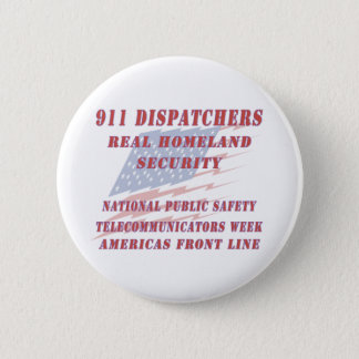 National Telecommunicators Week Americas Front Lin Button