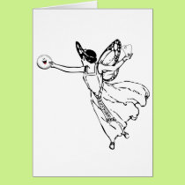 National Tooth Fairy Day Card