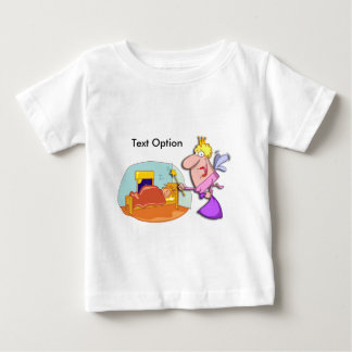 National Tooth Fairy Day February 28 Baby T-Shirt