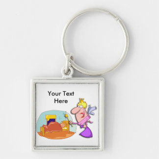 National Tooth Fairy Day February 28 Key Chain