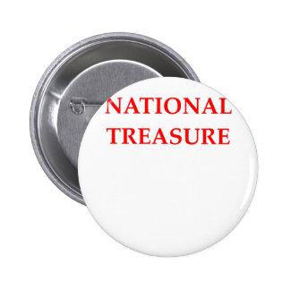 national treasure button