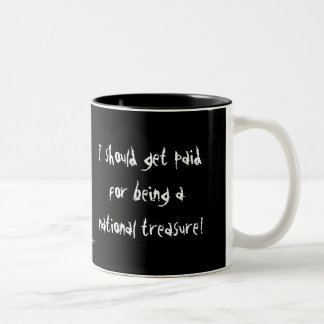 National Treasure! Coffee Mugs