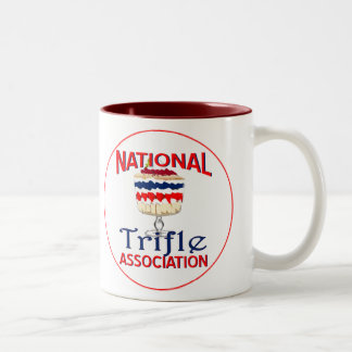 National Trifle Assoc. Two-Tone Coffee Mug