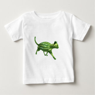National Watermelon Day Cat Baby T-Shirt