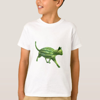 National Watermelon Day Cat T-Shirt