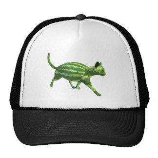 National Watermelon Day Cat Trucker Hat