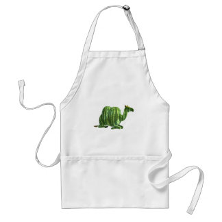 National Watermelon Day Dromedary Adult Apron