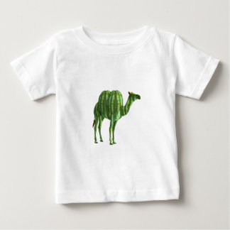 National Watermelon Day Dromedary Baby T-Shirt