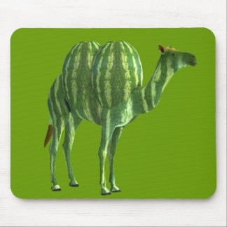 National Watermelon Day Dromedary Mouse Pad