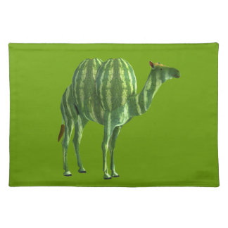 National Watermelon Day Dromedary Placemat