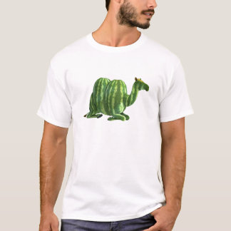 National Watermelon Day Dromedary T-Shirt