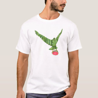 National Watermelon Day Eagle T-Shirt