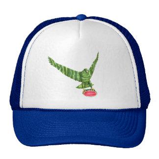 National Watermelon Day Eagle Trucker Hat
