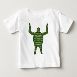 National Watermelon Day Gorilla Baby T-Shirt