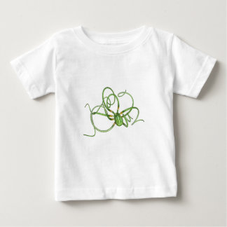 National Watermelon Day Octopus Baby T-Shirt