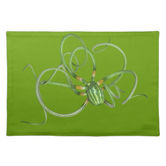National Watermelon Day Octopus Cloth Placemat