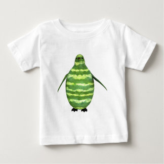 National Watermelon Day Penguin Baby T-Shirt