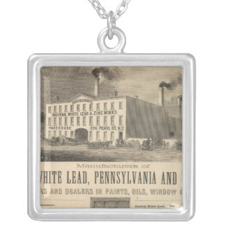 National White Lead and Zinc Company Jewelry