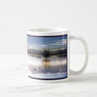 National Wildlife Refuge Cranes Mug