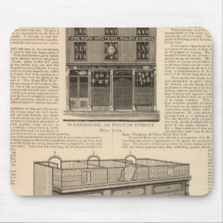 National Wire and Lantern Works, Howard and Morse Mouse Pad