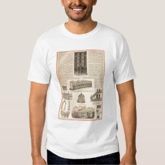 National Wire and Lantern Works, Howard and Morse T Shirt