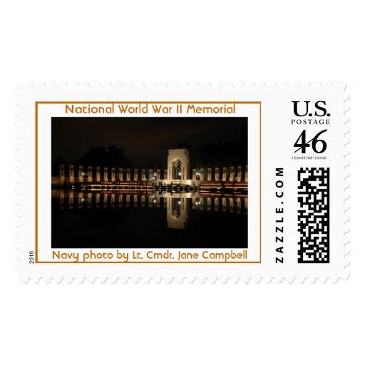 National World War II Memorial, Washington, D.C. ( Postage