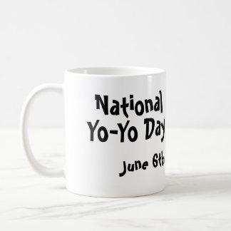 National Yo-Yo Day Coffee Mug